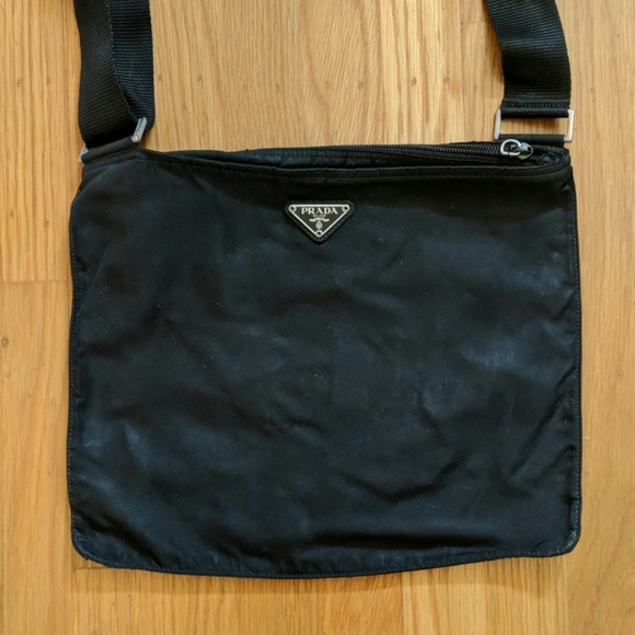 d1bb45057dfe Prada Bags | Nylon Messenger Bag | Poshmark